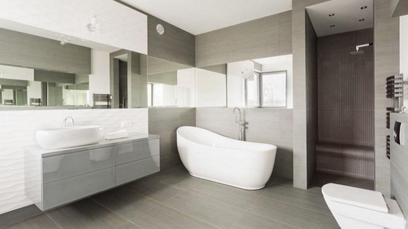 Bagno in cartongesso soluzione per non rompere muri o pavimenti - Cartongesso per bagno ...