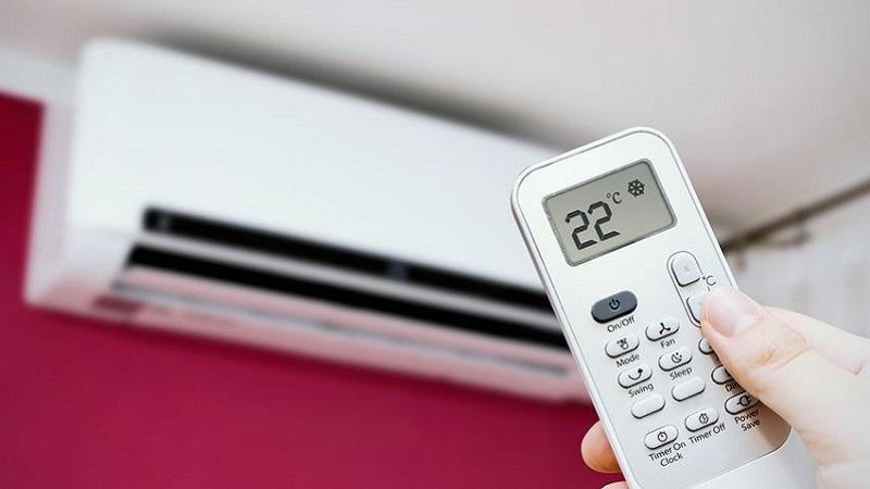 Usare il condizionatore per l'aria calda in inverno