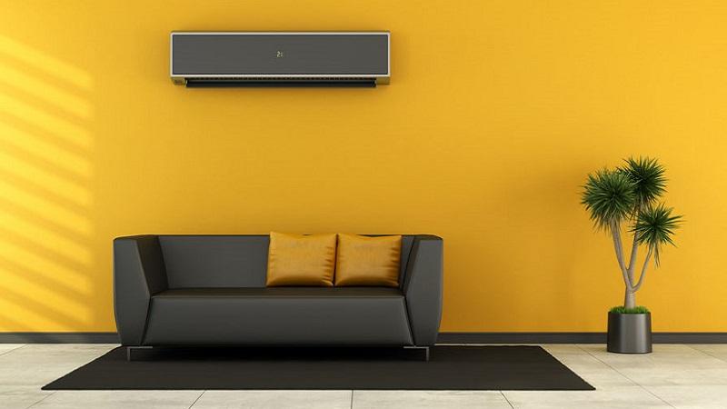 Colora le pareti col giallo ocra: idee per ogni stanza
