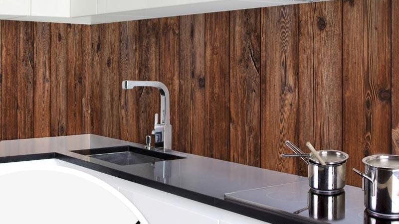 Doghe In Legno Per Pareti : Idee per rivestire le pareti con il legno