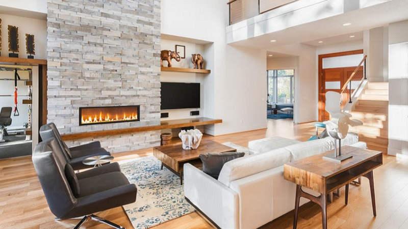 10 idee per i rivestimenti delle pareti di casa