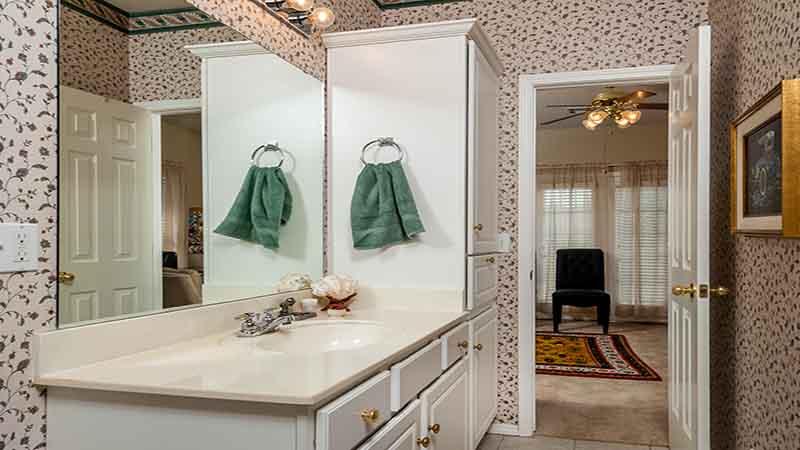 Come arredare un bagno in stile vintage?