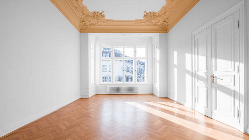 Pareti Fotografie : Soffitto e pareti di diverso colore attenzione al risultato