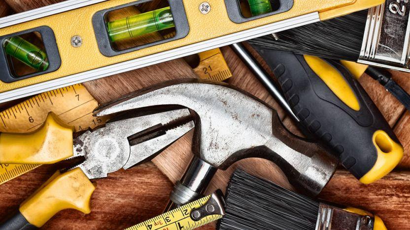 Negozio di ferramenta al