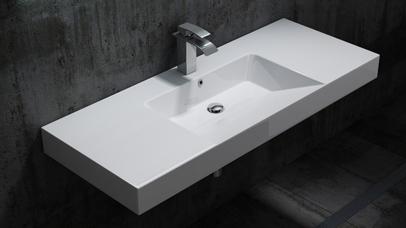 Come Pulire La Vasca Da Bagno In Resina.Mineralmarmo Caratteristiche Vantaggi Utilizzi