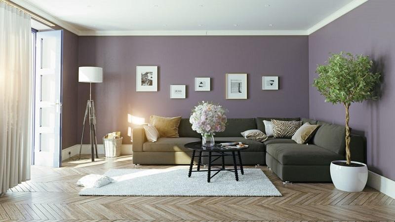 Colori Per Muri Interni Con Brillantini.Abbinare I Colori Delle Pareti Con I Mobili Alcuni Consigli