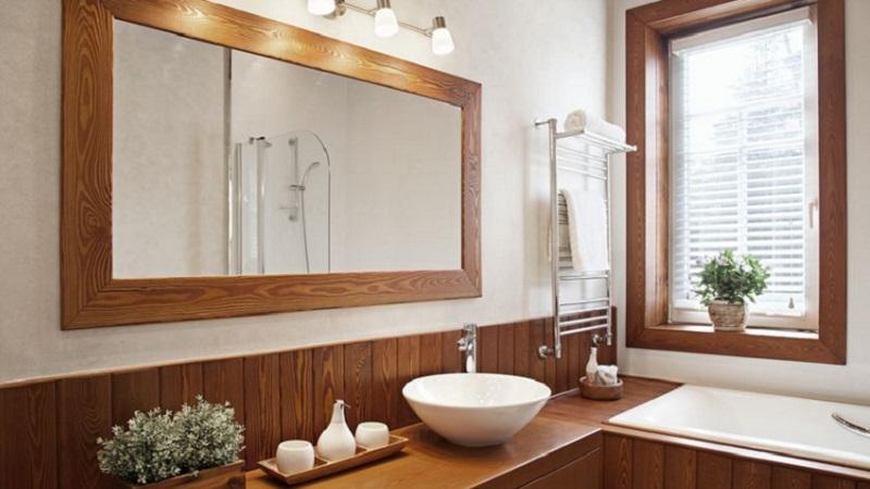 Bagno Di Casa Foto : Come progettare un bagno per una casa in montagna