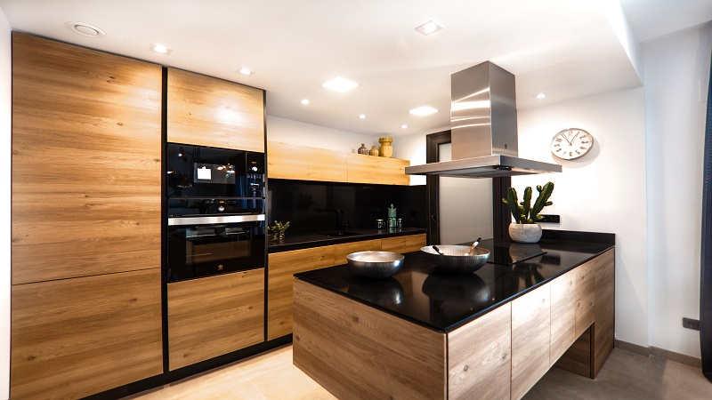 I Pro e i Contro di una cucina in legno