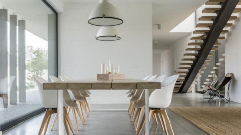 Illuminazione Soggiorno Pranzo : Consigli per illuminare la sala da pranzo nel modo giusto