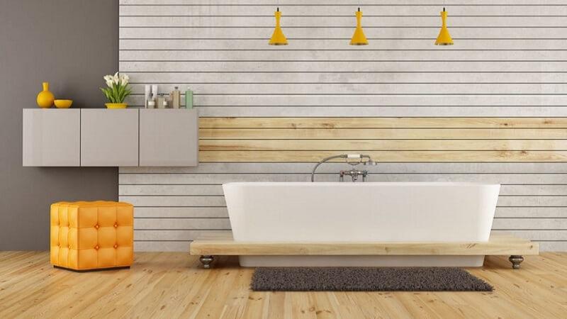 Parquet in bagno pro e contro