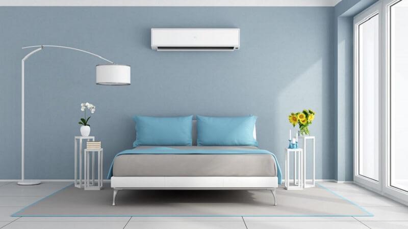 Camera Da Letto Blu : Colori rilassanti per camere da letto: come scegliere