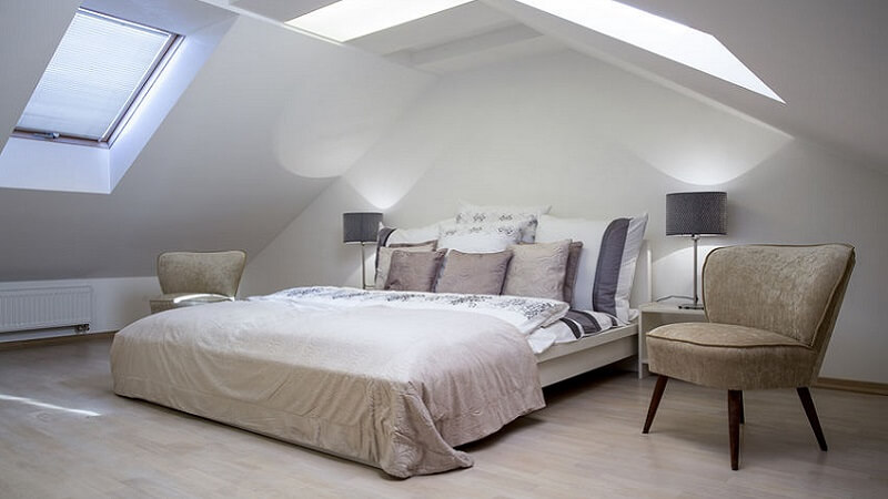 Consigli per illuminare la camera da letto senza usare un ...