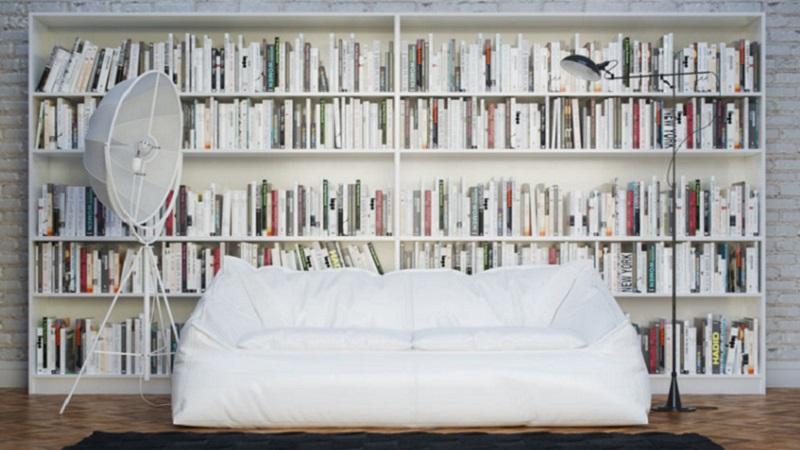 Soluzioni per illuminare la libreria