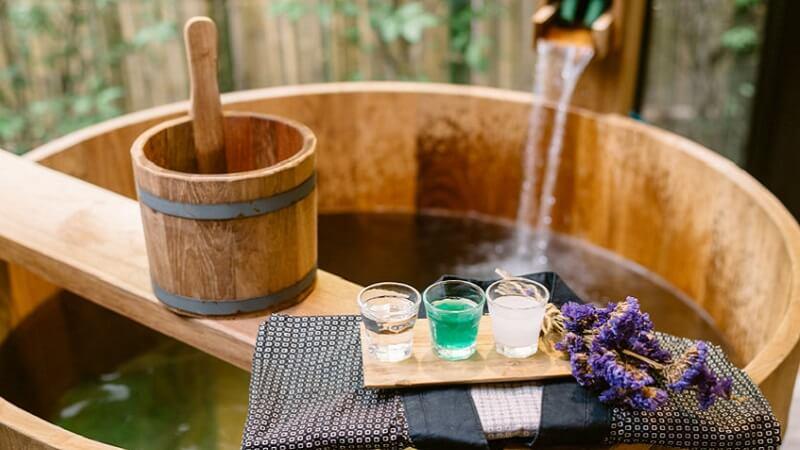 Vasca Da Bagno Giapponese : Vasche da bagno moderne la vasca ofuro