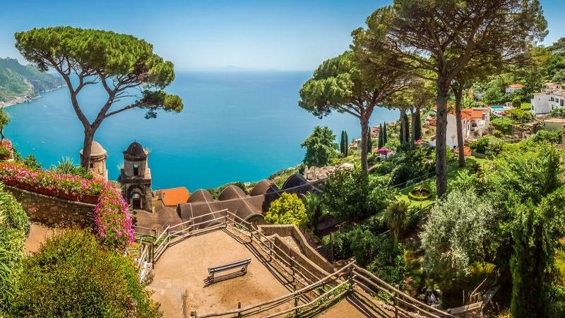 Caratteristiche Del Giardino Mediterraneo