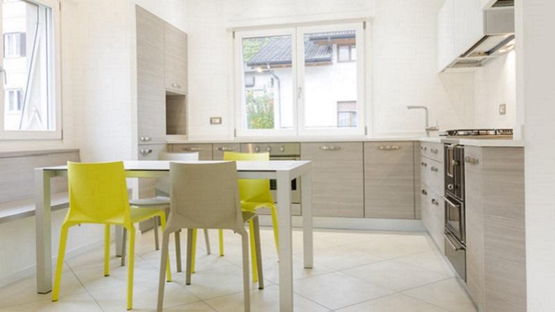 Camera Ospiti Per Vano Cucina : 5 idee per usare il cartongesso in cucina