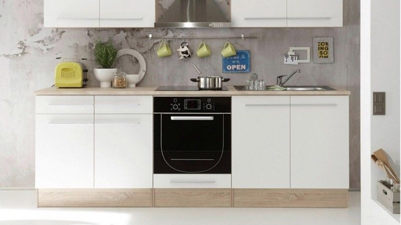 Quanto costa far realizzare una cucina monoblocco?