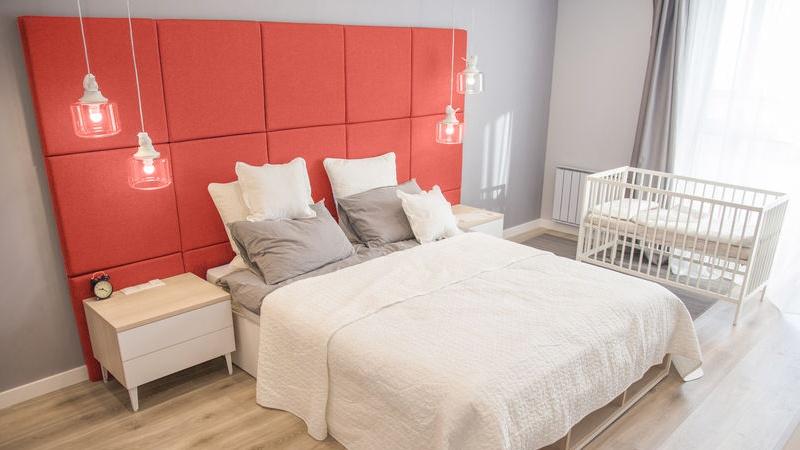 Pareti A Righe Orizzontali Tortora : Pareti a righe colori e consigli per le varie stanze