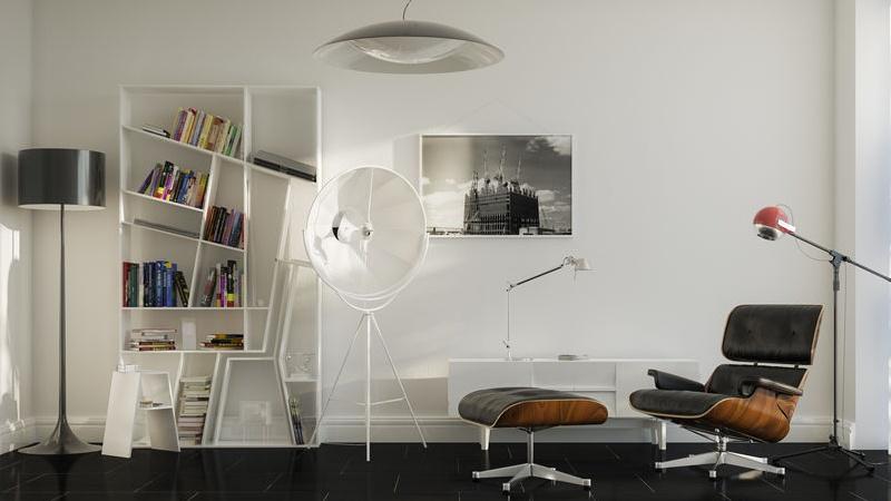 Illuminazione Soggiorno Piccolo : Come ricavare una sala da pranzo in un soggiorno piccolo