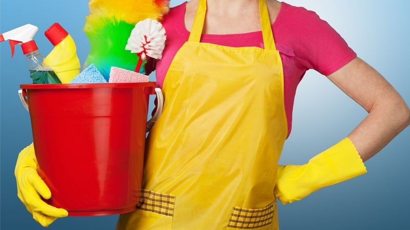 pulizie di primavera: scegli un'impresa
