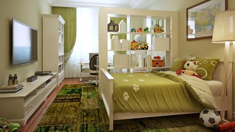 Come ricavare una camera in più