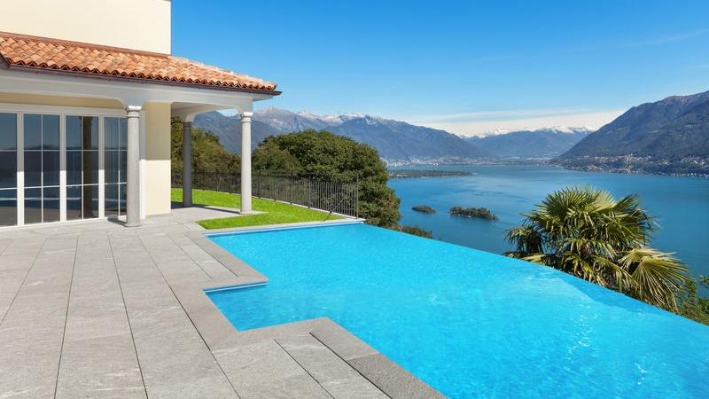 progettare una piscina in terrazzo