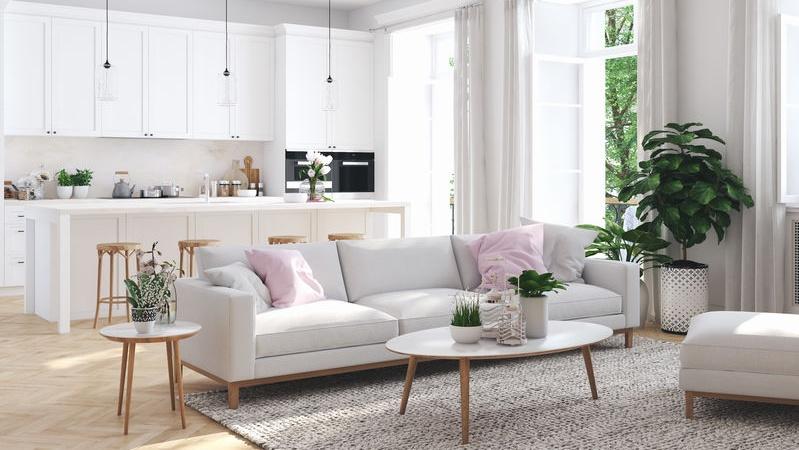 Idee per ampliare il soggiorno di casa