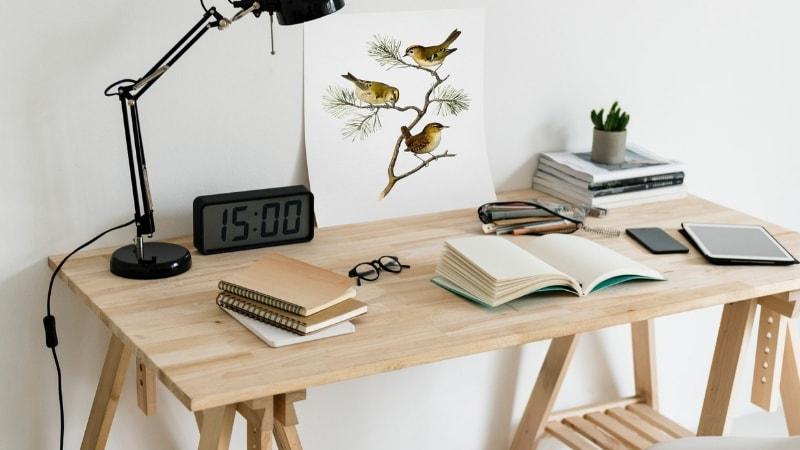 Scrivania in legno: come scegliere