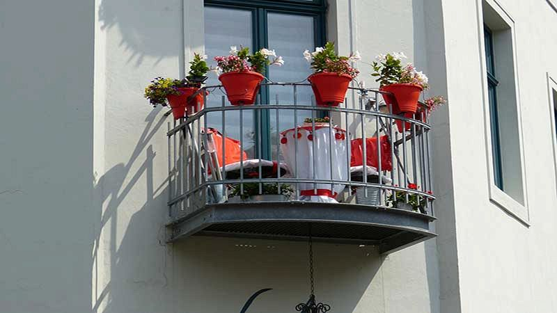 Come Arredare Il Balcone Di Una Casa Al Mare
