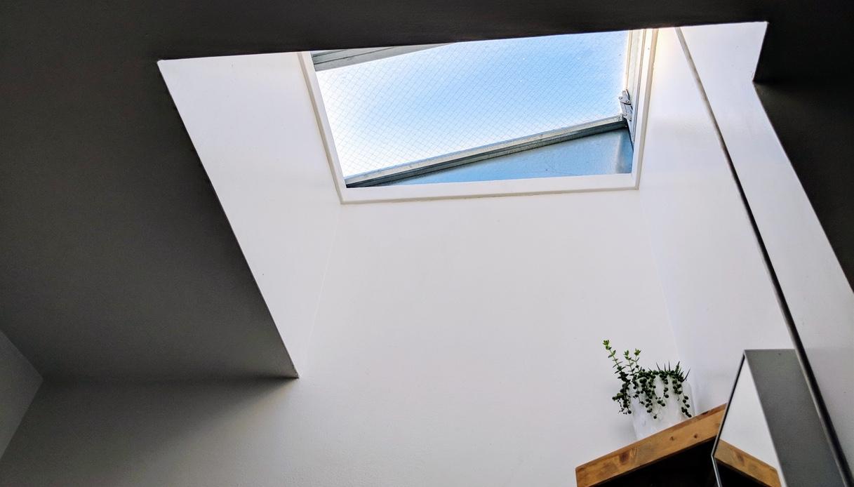 Tende Per Finestre A Ribalta finestra a vasistas: come funziona e dove installarla