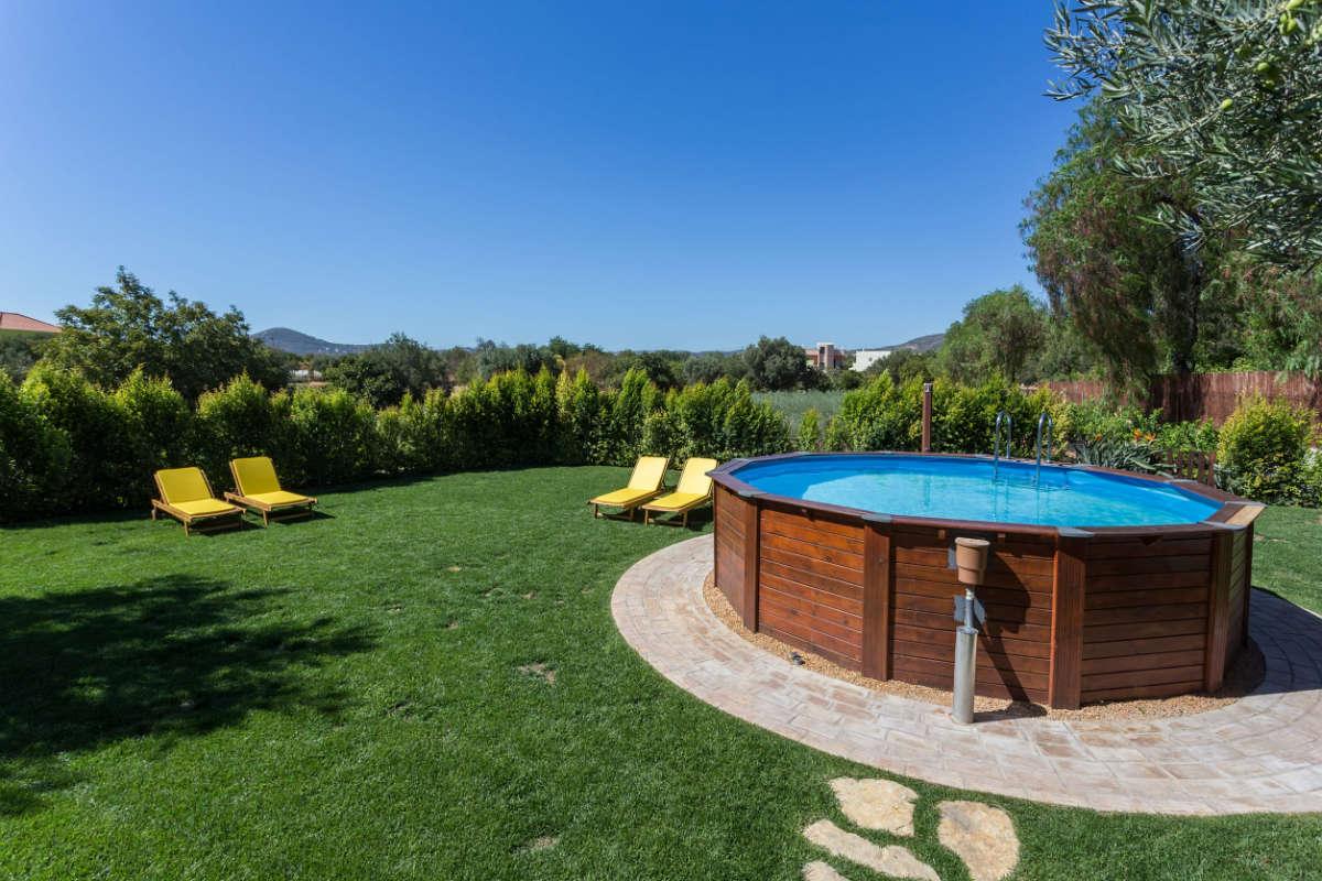Arredi Per Piscine Esterne festa in giardino? noleggia una piscina fuori terra!