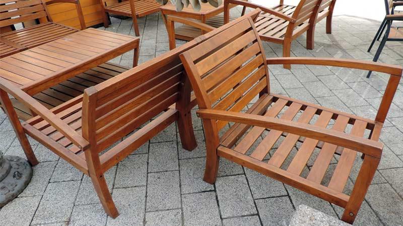 Sedie in legno: come scegliere a seconda dell\'ambiente