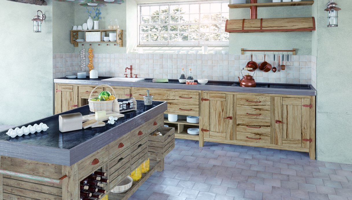 Come progettare una perfetta cucina in stile inglese