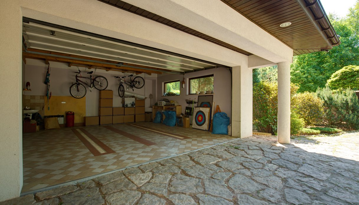 Idee Garage Fai Da Te consigli per la ristrutturazione del garage
