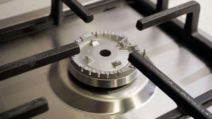 Manutenzione della cucina a gas step by step