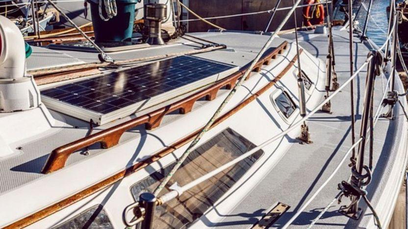 Costi pannelli solari per la barca