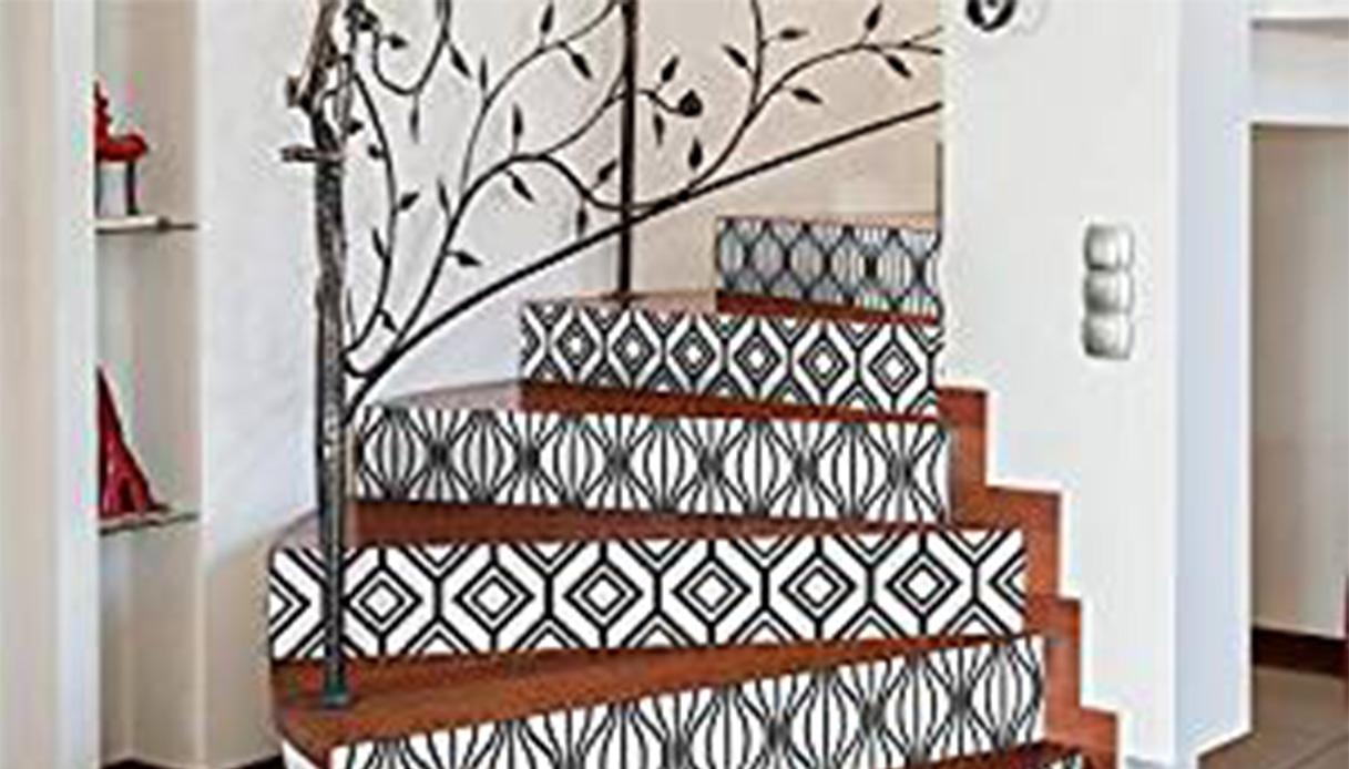 Tende Per Finestre Scale le scale-cassetto sono l'idea salvaspazio definitiva