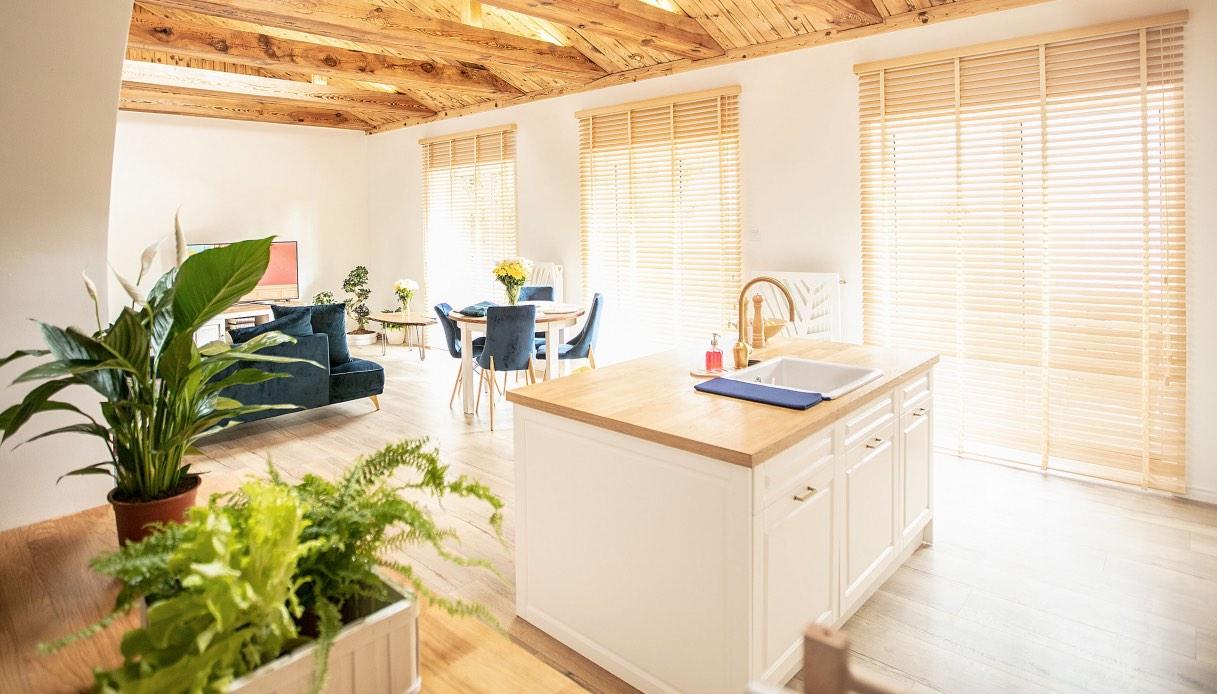 Finestre Con Veneziane Incorporate Prezzi veneziane in bambù: tipologie, prezzi e vantaggi