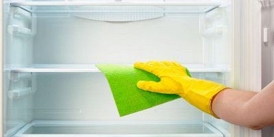 Come pulire il frigorifero ingiallito