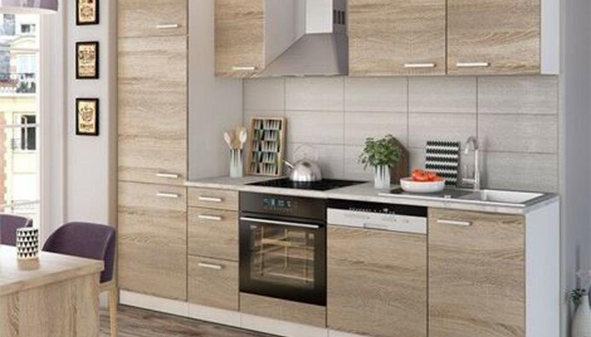 Mobili Per Cucina Piccola cucina piccola: idee salvaspazio per un ambiente mini