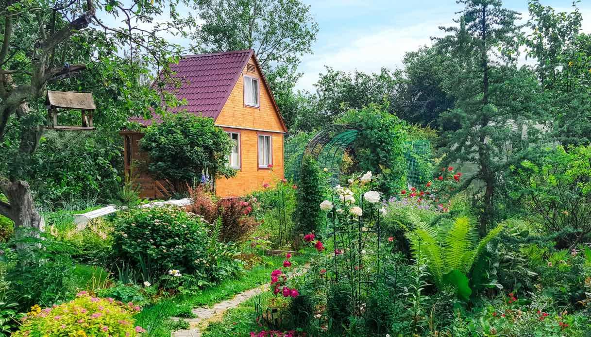 Facciata Casa Di Campagna idee per ristrutturare una casa di campagna