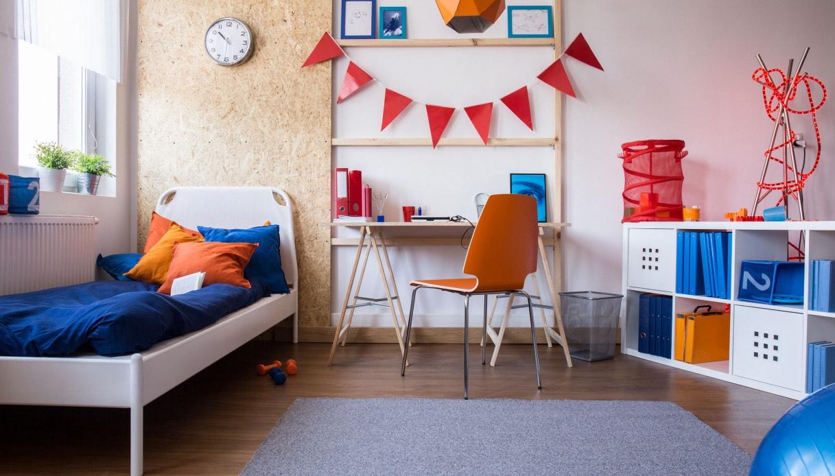Idee Per Camere Ragazzi 5 idee per la progettazione della camera dei ragazzi