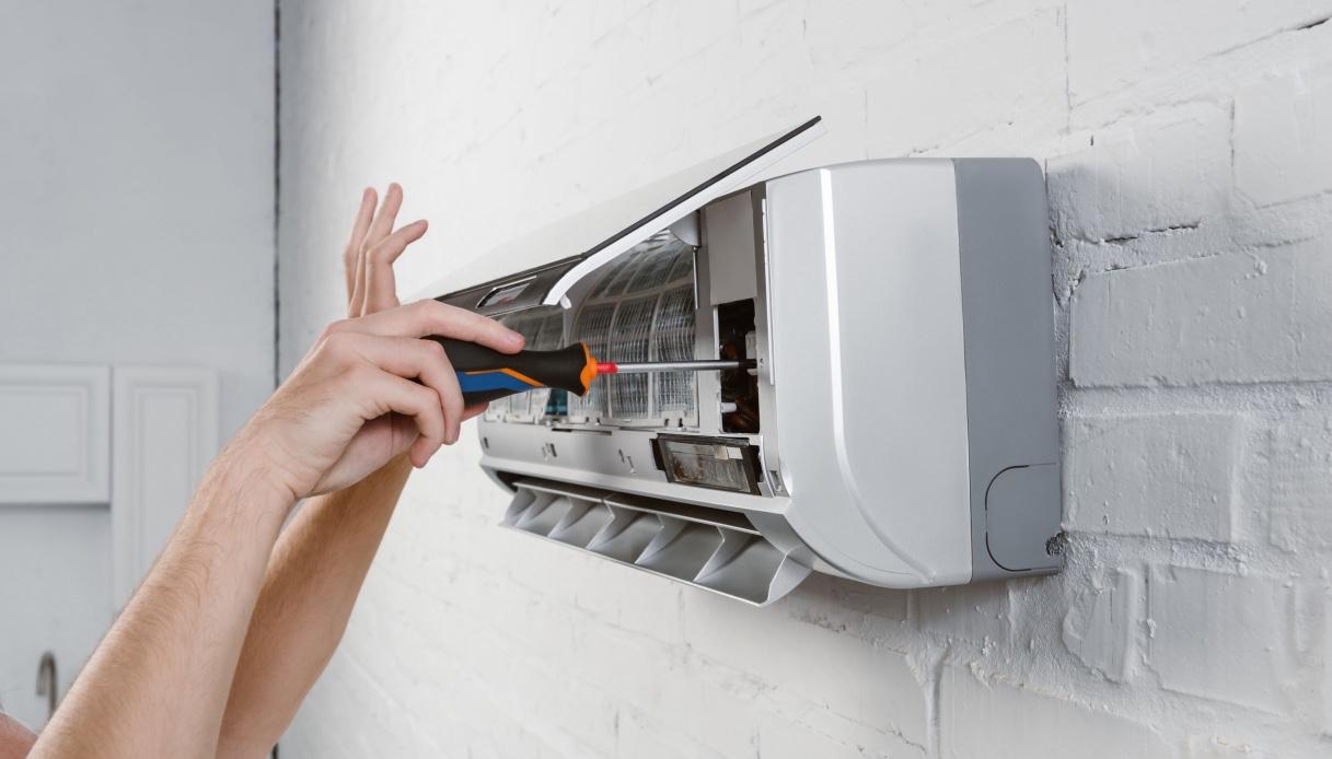 Come Montare Un Condizionatore condizionatore per mansarda: quale condizionatore scegliere