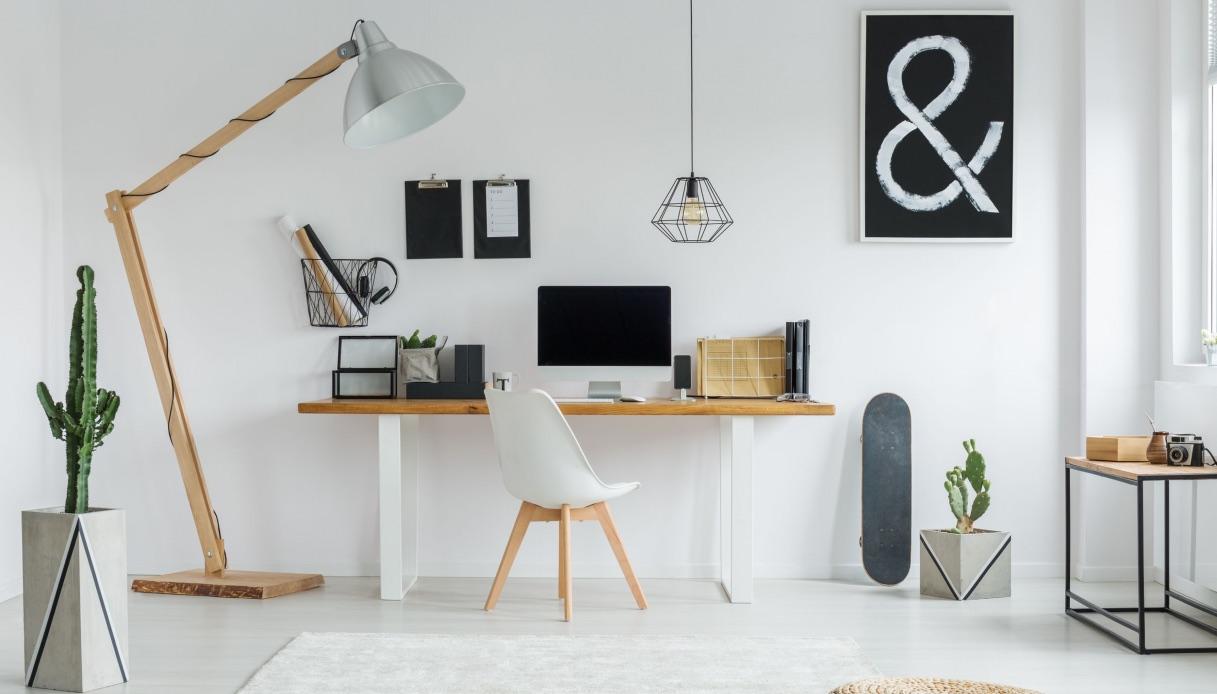 Pezzi Di Design Da Avere ufficio in casa di design: 5 idee moderne