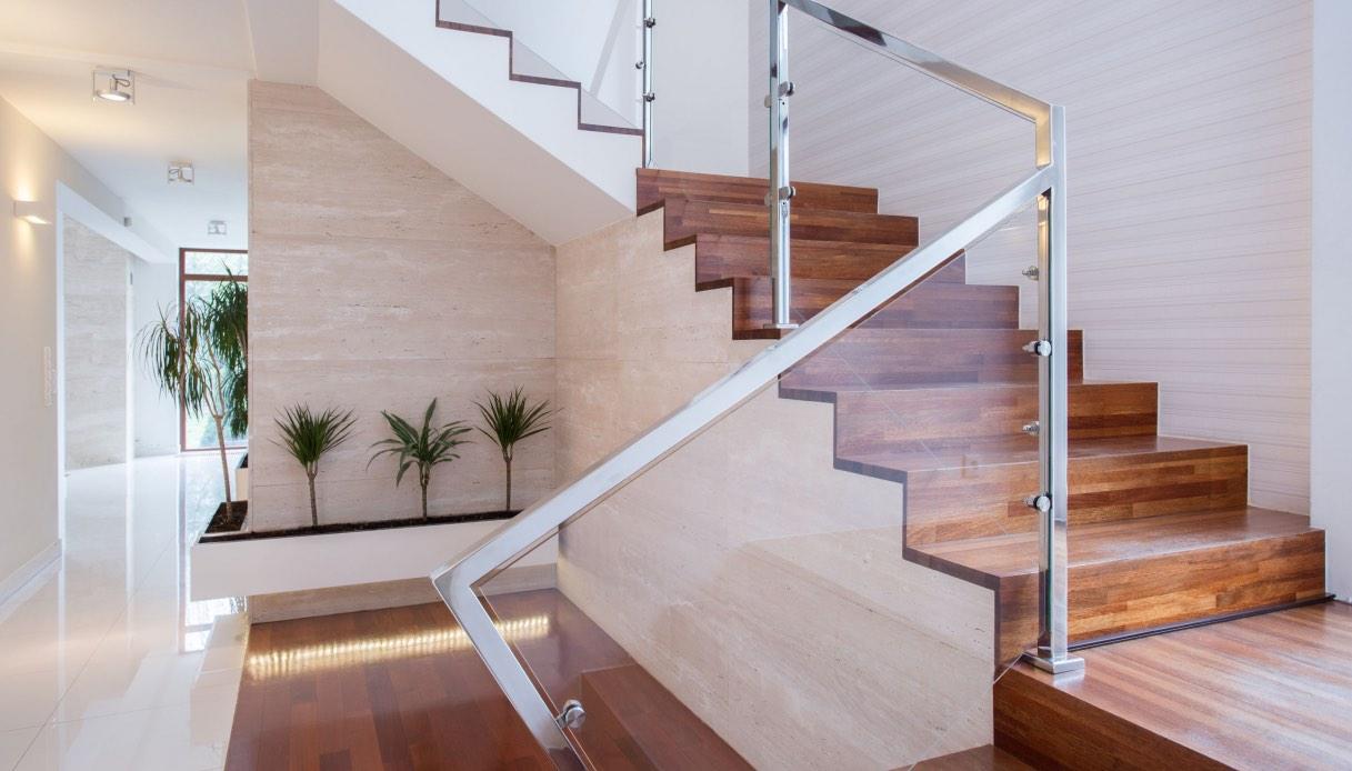 Ringhiera Scala Fai Da Te 5 ringhiere di design per le tue scale