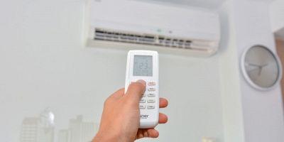 Usare il climatizzatore di notte