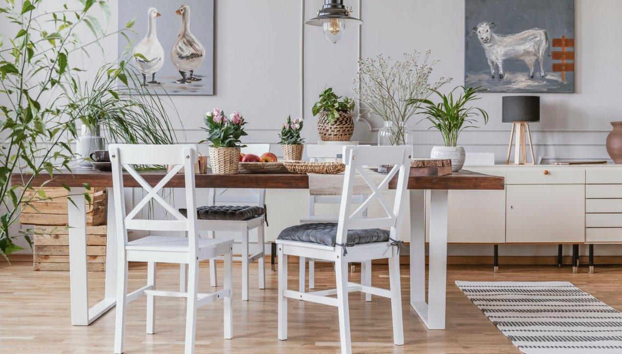 Modelli Sedie Per Cucina.Sedie Da Cucina In Legno Modelli E Come Sceglierle