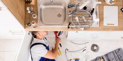 Come e perché spostare gli scarichi della cucina