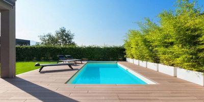 permessi piscina in giardino
