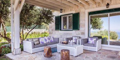 Come arredare la veranda?